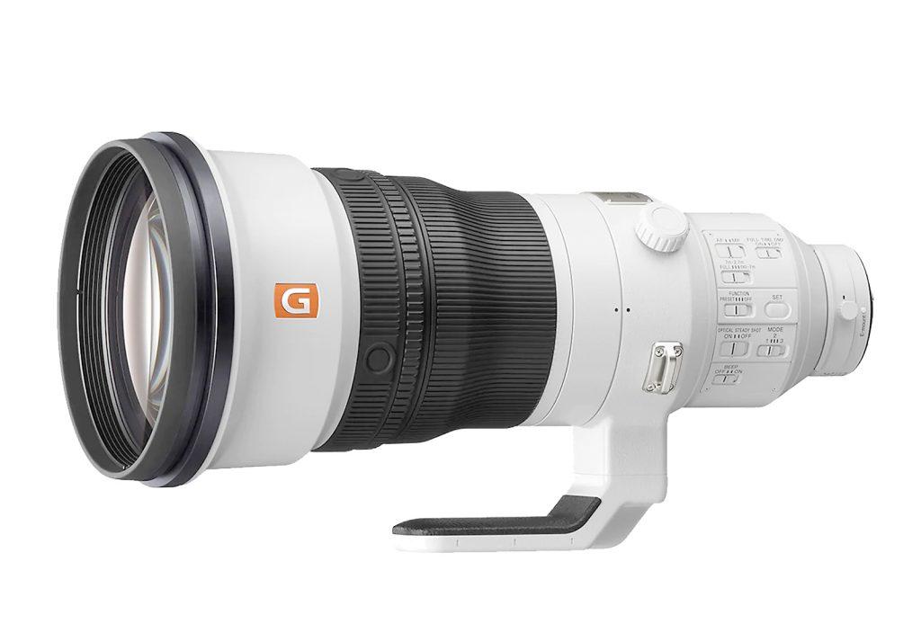 Sony FE 400 mm F2,8 GM OSS