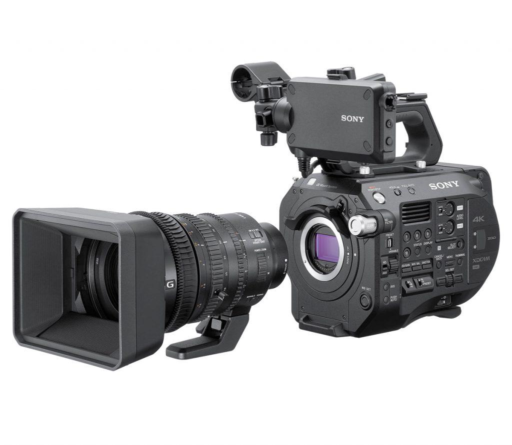 Sony PXW-FS7K Mark II mit SEL P 18-110 G XDCAM 4K
