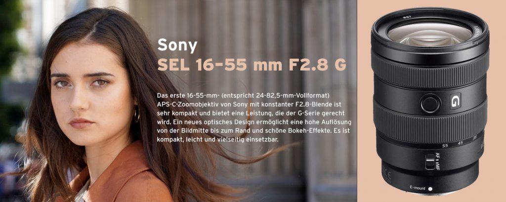 Sony SEL 16-55 2.8 G