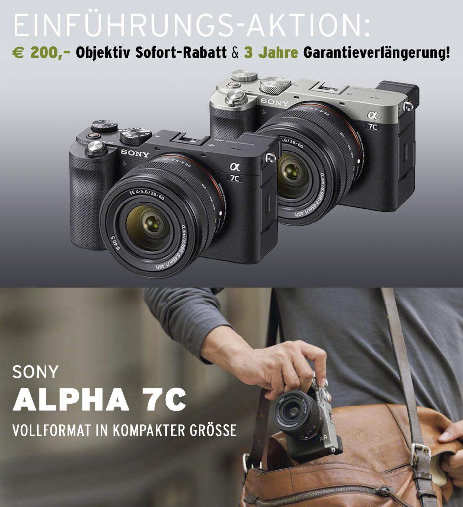 (Sony Alpha 7C)