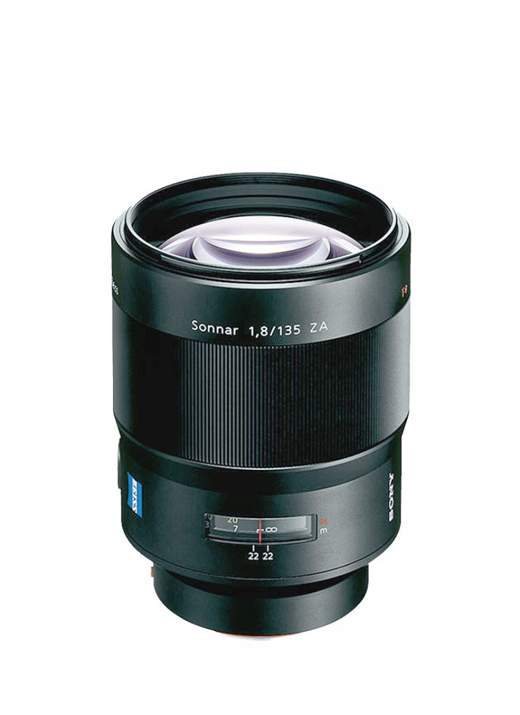 Sony ZEISS Sonnar T* 135 mm F1,8 ZA