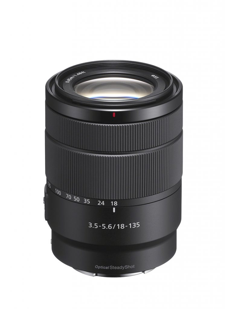 Sony SEL 18-135mm F3,5-5,6 OSS