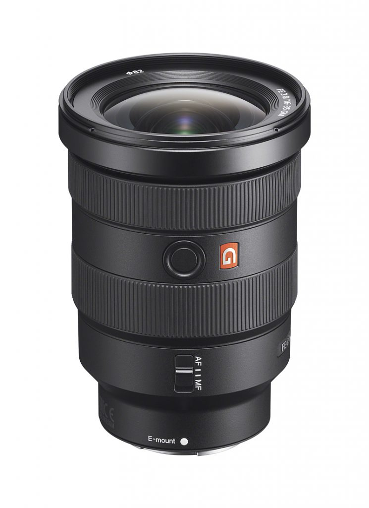 Sony FE 16-35 mm F2.8 GM