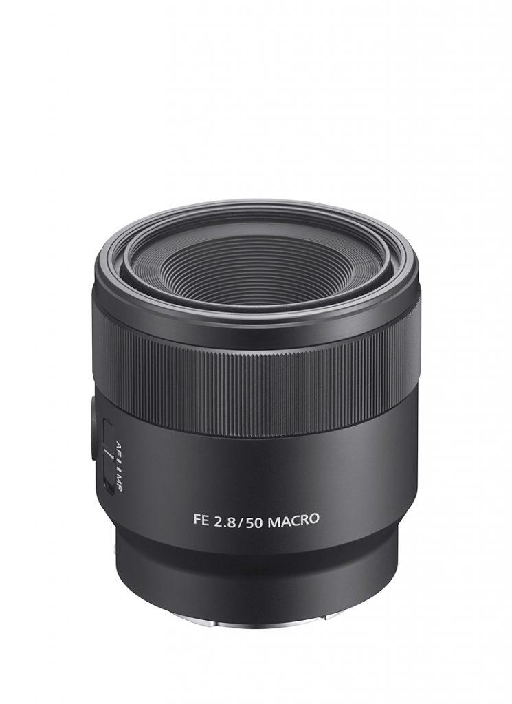 Sony FE 50 mm F2,8 Makro