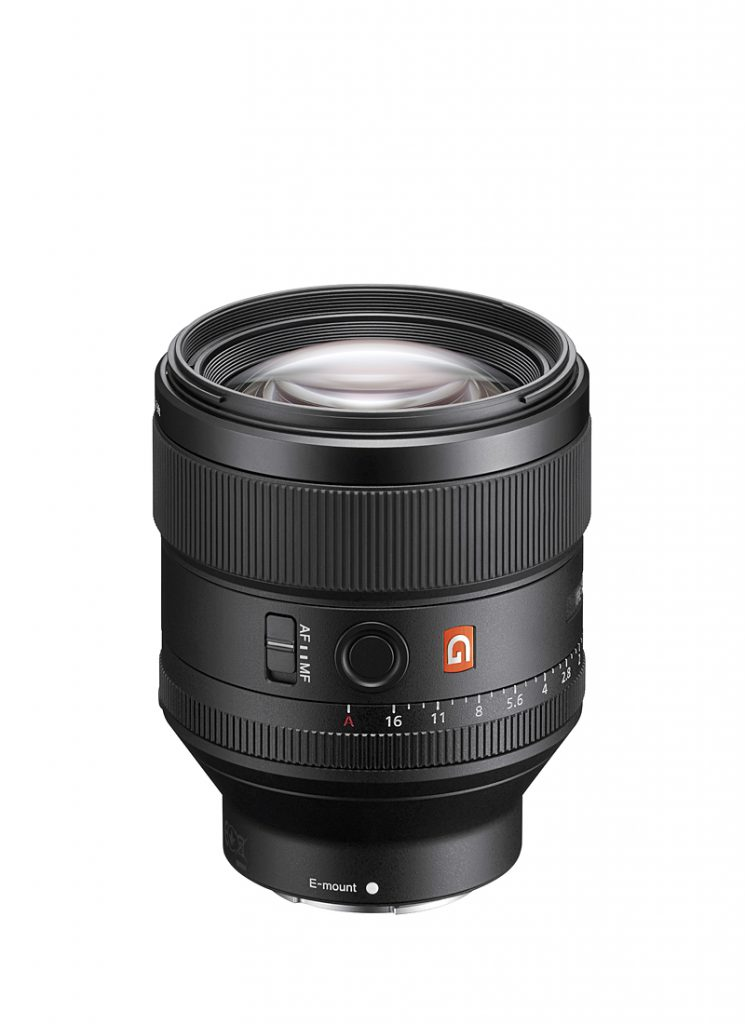 Sony FE 85 mm F1,4 GM