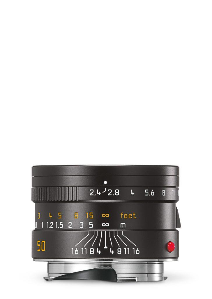 Leica Summarit-M 1:2,4/50mm schwarz