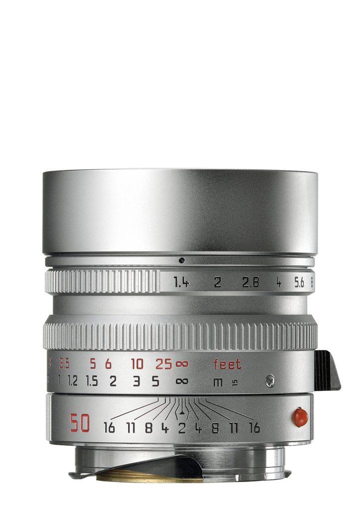 Leica Summilux-M 1:1,4/50mm ASPH./silber