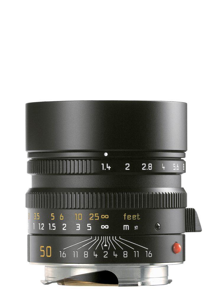 Leica Summilux-M 1:1,4/50mm ASPH. / schwarz