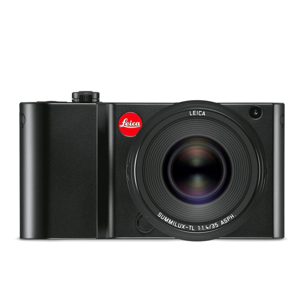 Leica TL2 / schwarz - Ein Statement.