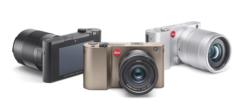 Leica TL Kameras -