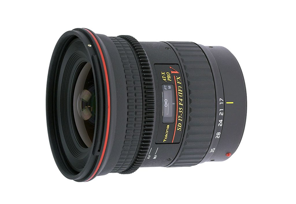 TOKINA AT-X 17-35mm F4 PRO FX