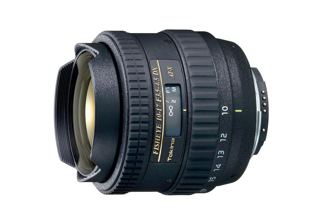 TOKINA AT-X AF 10-17mm F3.5/4.5 DX