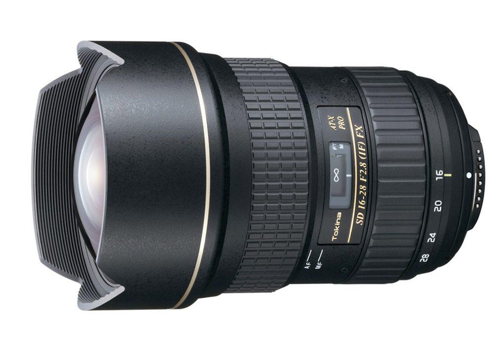 TOKINA AT-X AF 16-28mm F2.8 FX