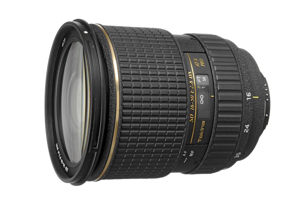 TOKINA AT-X AF 16-50mm F2.8 DX