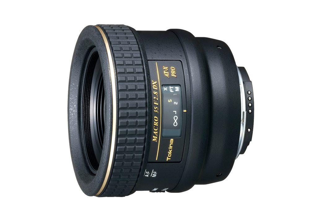 TOKINA AT-X AF 35mm F2.8 Macro DX