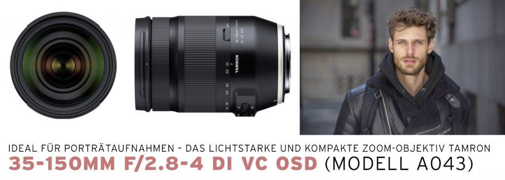 Tamron 35-150mm F/2.8-4 Di VC OSD (Modell A043):