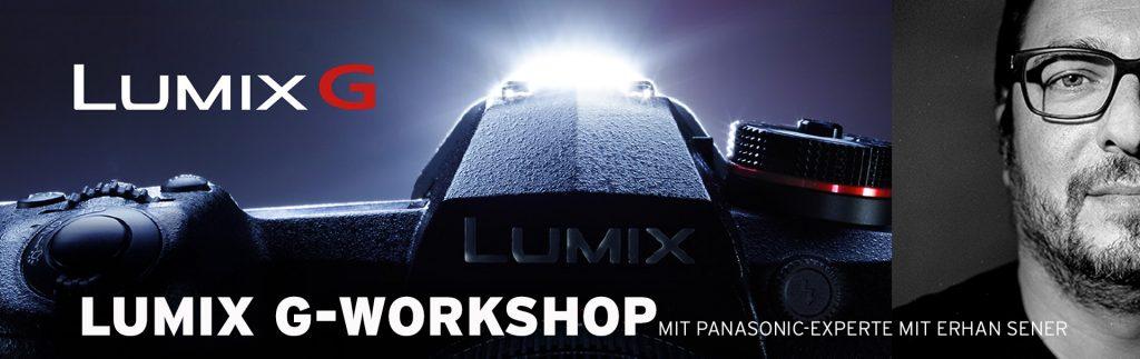 Samstag 23.10.2021 Lumix G-Workshop mit Erhan Sener im Leica Store Konstanz.