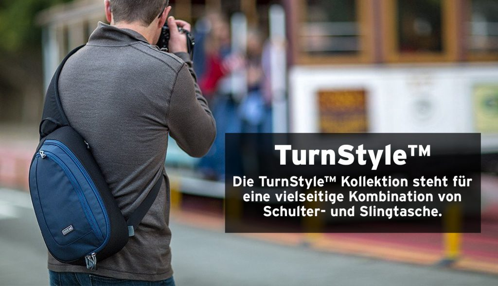Alle Modelle der TurnStyle-Serie