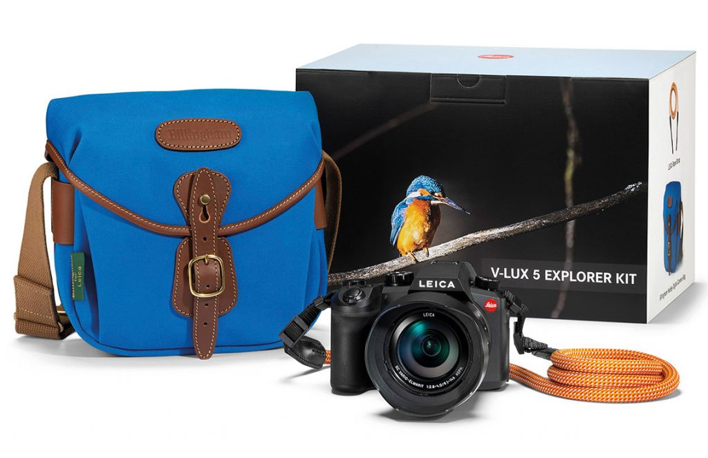 (Leica V-Lux 5 Explorer Kit)