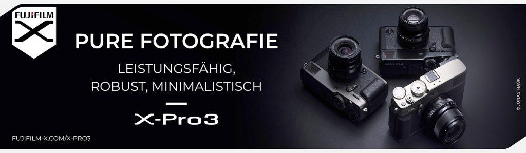 Die neue Fuji X-Pro3