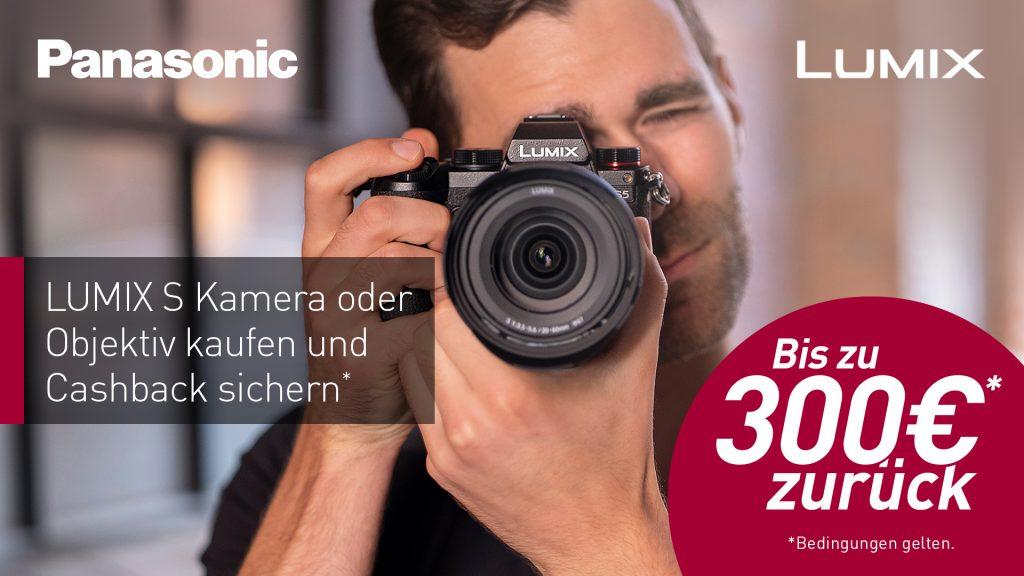 Panasonic Lumix Cashback-Aktion!